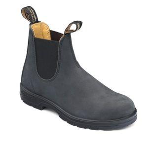 Blundstone 587 Classic Boots, Rustic Black